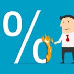 ایا درج نرخ سود بیشتر از نرخ بانک مرکزی صحیح است ؟
